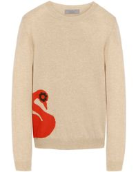 Mulberry | Mini Swan Jumper | Lyst