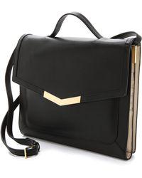 Time's Arrow - Epic Portfolio Bag - Lyst