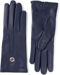 Gucci Long Length Gloves - Lyst