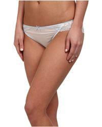 DKNY Seductive Lights Bikini - Lyst