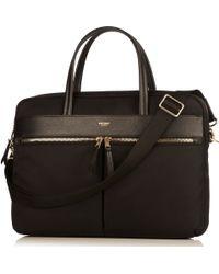 Knomo - Hanover Slim Briefcase For 14 Laptops - Lyst