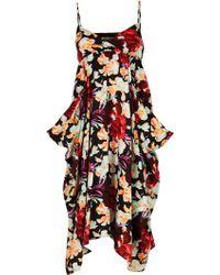 Rachel Comey Lanai Dress floral - Lyst