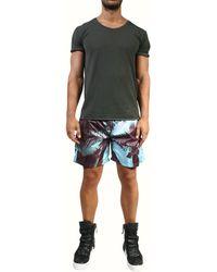 Fifteen & Half - Boxer Palm Trees Swim Suit - Lyst