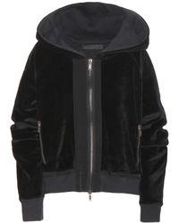 Haider Ackermann Velvet Jacket - Lyst