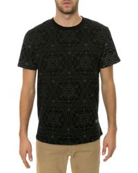 LRG The L Transit Slim Fit Tee - Lyst