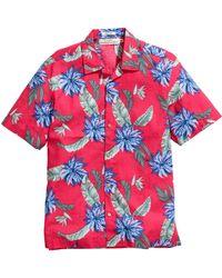 H&M Shirt In A Linen Blend - Lyst