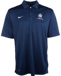 Nike Mens Shortsleeve Georgetown Hoyas Reckoning Polo - Lyst