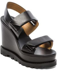 Marc By Marc Jacobs 130 Mm Sandal Wedge - Lyst