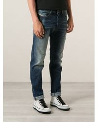 Diesel Buster 833f Jeans - Lyst