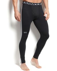 Under Armour - Mens Cold Gear Infrared Leggings - Lyst