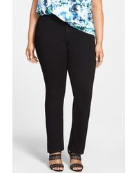James Jeans 'Hunter Z' Stretch Straight Leg Jeans blue - Lyst