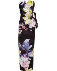 Coast Zuzanna Print Maxi Dress - Lyst