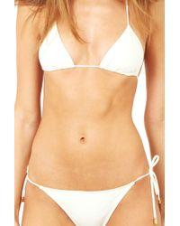 3.1 Phillip Lim - Triangle Bikini Set - Lyst