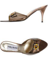 Pratesi - Sandals - Lyst