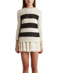 Giada Forte Stripe Sweater - Lyst
