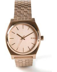 Nixon - 'time Teller' Watch - Lyst