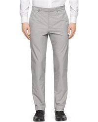 Calvin Klein Modern Fit Suit Pants - Lyst