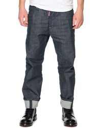 DSquared2 Workwear Denim Jeans - Lyst