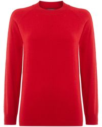 Pied a Terre   Cable Turtle Neck Knit   Lyst