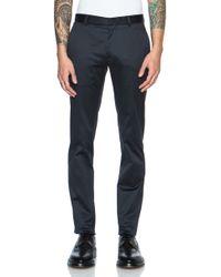 Calvin Klein Men'S Exact Cotton-Blend Satin Sport Pant - Lyst