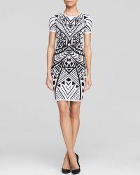 Charlie Jade Dress  Iman Knit - Lyst