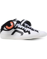 Pierre Hardy Low-Tops & Trainers white - Lyst