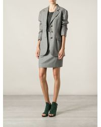 Moschino Classic Skirt Suit - Lyst