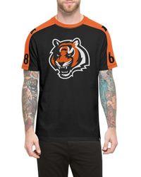 47 Brand - 'cincinnati Bengals - Pointman' Graphic T-shirt - Lyst