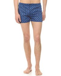 Marc By Marc Jacobs - Bellflower Print Boxers - Lyst