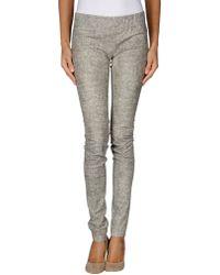 Jay Ahr Casual Trouser gray - Lyst