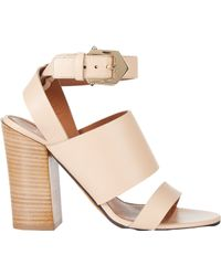 Givenchy Sara Ankle Strap Sandals - Lyst