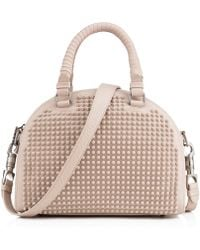 Christian Louboutin Beige Panettone Small - Lyst