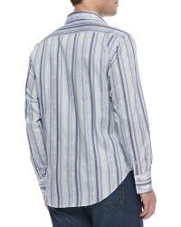 Robert Graham Benito Striped Sport Shirt - Lyst