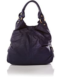 Linea Weekend - Oversized Hobo Bag - Lyst