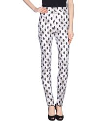 Giambattista Valli Casual Pants - Lyst