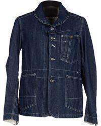 Filson Garment - Denim Outerwear - Lyst