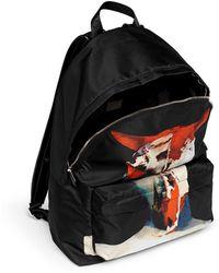 Givenchy Minotaur Print Nylon Backpack - Lyst
