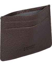 Barneys New York Britain Flat Card Case - Lyst