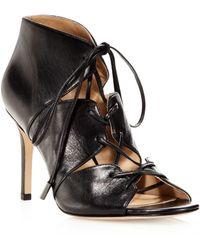 Via Spiga - Sandals - Vibe Caged High Heel - Lyst