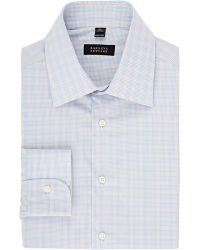 Barneys New York Dress Shirt - Lyst