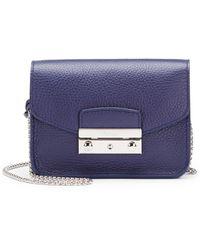 Furla Julia Mini Crossbody Bag - Lyst