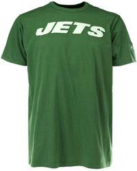 47 Brand Men'S New York Jets Fieldhouse Basic T-Shirt - Lyst