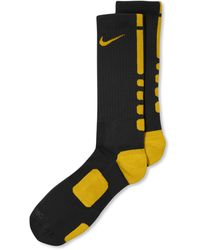 Nike Mens Athletic Elite Performance Basketball Socks - Lyst