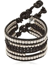 Colana - Limited Edition Leather Bracelet - Lyst