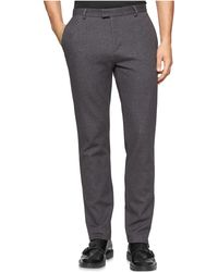 Calvin Klein | Ponte Dress Pants | Lyst