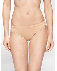 Calvin Klein - Underwear Pure Seamless Bikini - Lyst