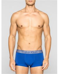 CALVIN KLEIN 205W39NYC - Customized Stretch Micro Low Rise Trunk - Lyst