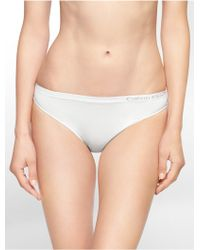 Calvin Klein | Underwear Pure Seamless Bikini | Lyst