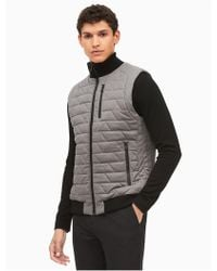 CALVIN KLEIN 205W39NYC - Space-dyed Puffer Jacket - Lyst