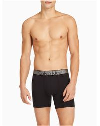 CALVIN KLEIN 205W39NYC - Customized Stretch Micro Boxer Brief - Lyst